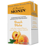 Monin Smoothie Peach Mix x 46oz