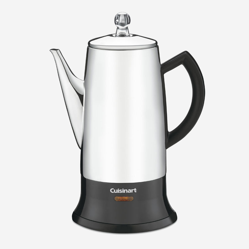 Cuisinart Classic Stainless Steel Percolator