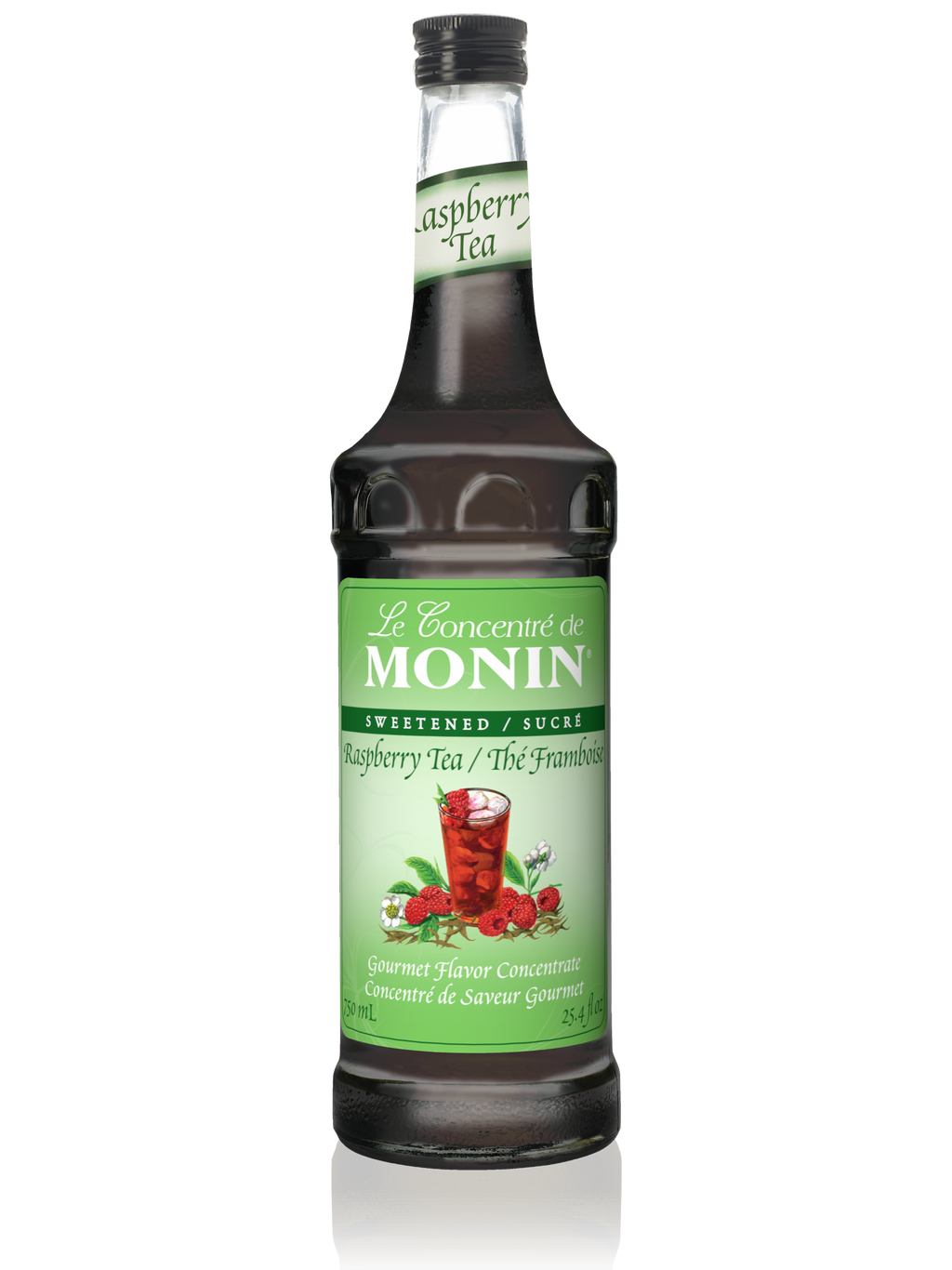 Monin Raspberry Tea Concentrate