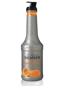 Monin Spiced Pumpkin Fruit Puree (1L) | Beanwise
