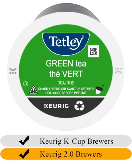 Tetley Green Tea K-Cups (24)