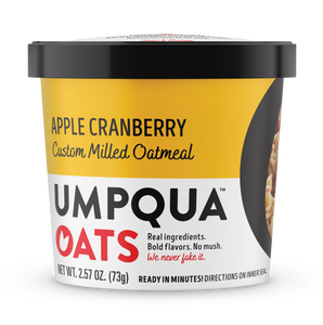 Umpqua Oats Apple Cranberry Oatmeal