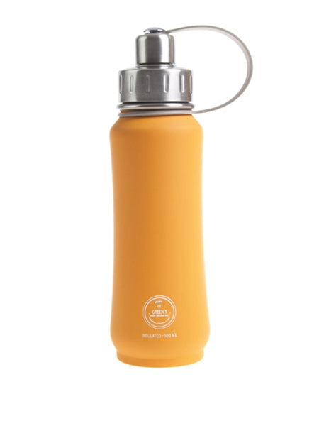 Green's Your Colour Triple Insulated Bottle - Tangerine Kiss (500ml) | Beanwise