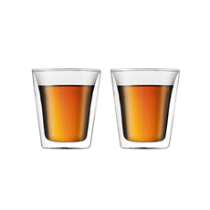 Bodum Canteen Double Wall Thermo-Glasses 3oz (2pcs) | Beanwise
