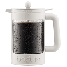 Bodum Bean Ice Coffee Maker (51oz - White) | Beanwise