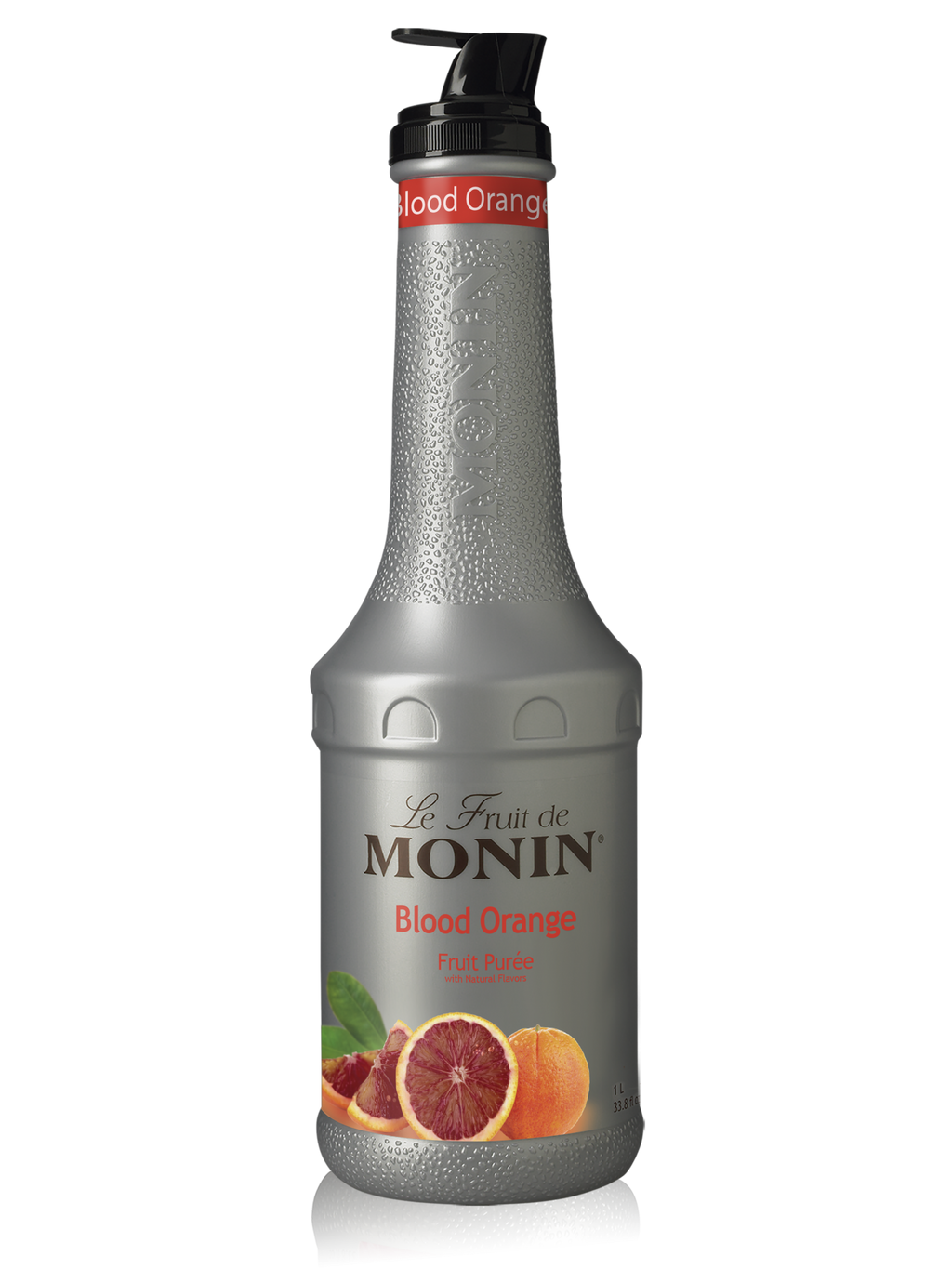 Monin Blood Orange Fruit Puree (1L) | Beanwise