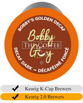 Bobby's Golden Decaf Dark Cups (24)