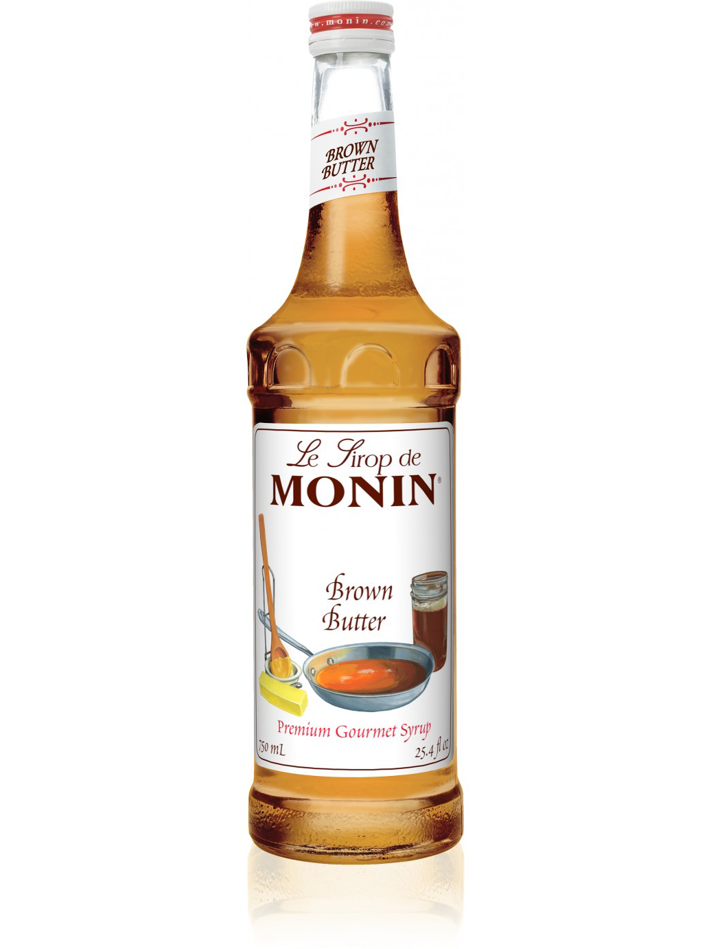 Monin Brown Butter Syrup