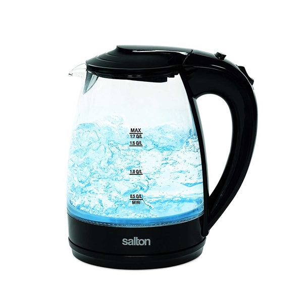 Salton Cordless Electric Glass Kettle | Beanwise
