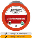 Barrie House Caramel Macchiato Coffee Cups (24)