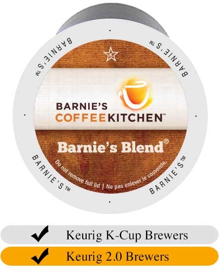 Barnie's Blend Coffee Cups (24) | Beanwise