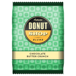 Donut Shop Blend Chocolate Butter Crunch Cream Coffee (2.5oz)