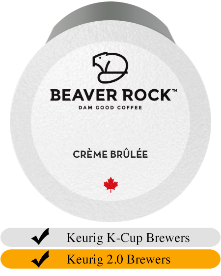 Beaver Rock Creme Brulee Coffee Cups (25)