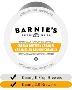 Barnie's Creamy Buttery Caramel Coffee Cups (24) | Beanwise