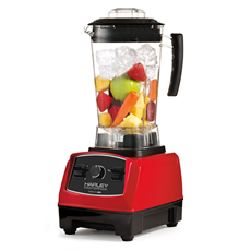 Salton Harley Pasternak Power Blender (Red) | Beanwise