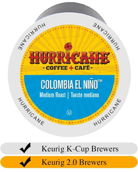 Hurricane Colombia El Nino Coffee Cups (24) | Beanwise