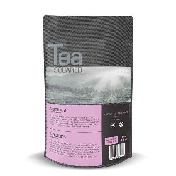 Tea Squared Rooibos Loose Leaf Tea (80g) | Beanwise