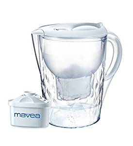 Aquavero Water Filter Pitcher White (3.5L)