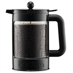 Bodum Bean Ice Coffee Maker (51oz - Black) | Beanwise