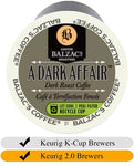 Balzacs A Dark Affair Coffee K-Cups (24)