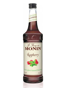 Monin Zero Calorie Natural Raspberry Flavouring (750ml) | Beanwise
