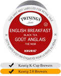 Twinings English Breakfast Tea K-Cups (24) | Beanwise