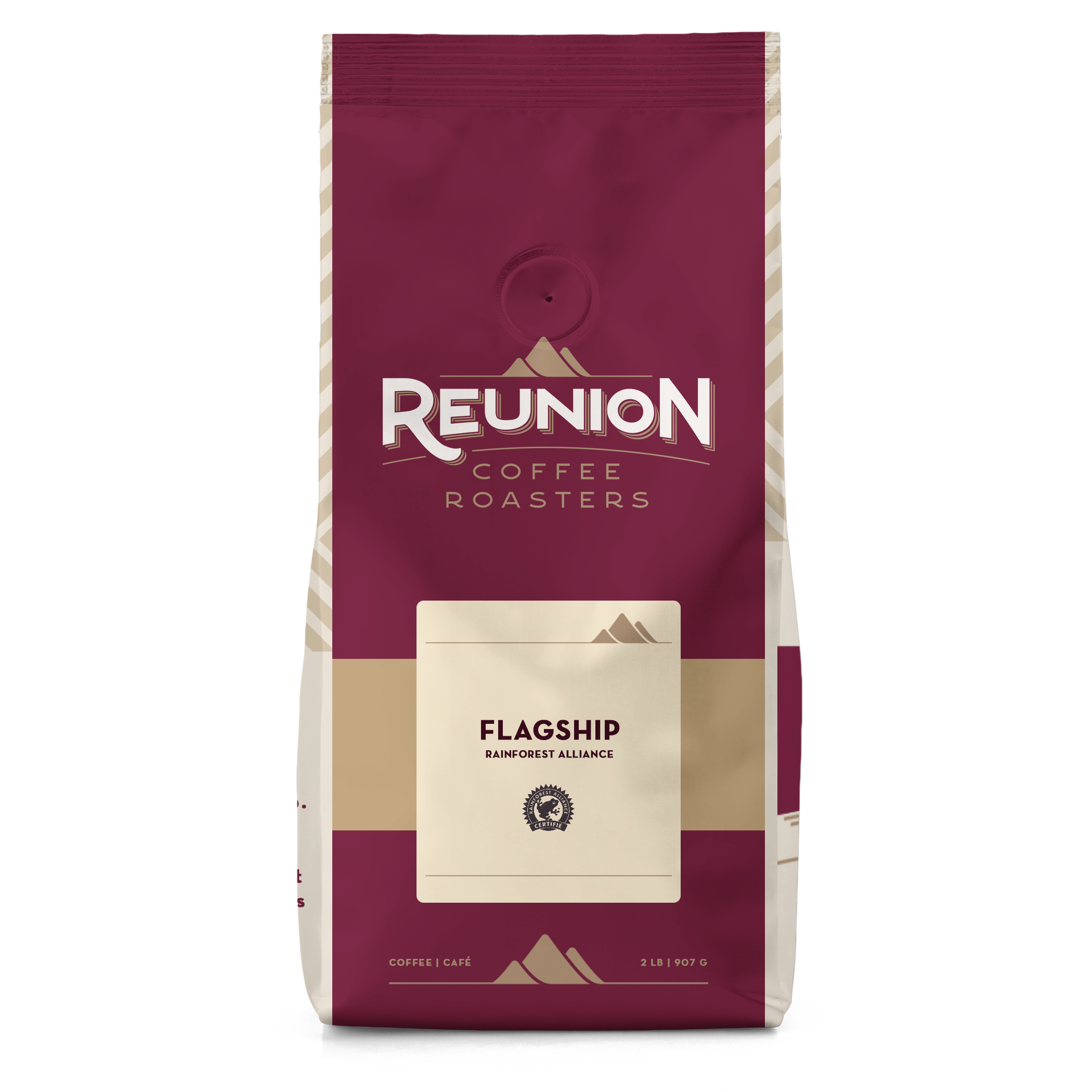 Reunion Coffee Roasters Flagship Coffee Beans