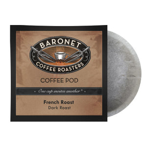 Baronet French Roast 18 Pods | Beanwise