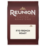 Reunion Coffee Roasters FTO French Roast Coffee (2.5oz)