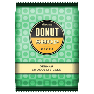 Donut Shop Blend German Chocolate Cake Cream Coffee (2.5oz)