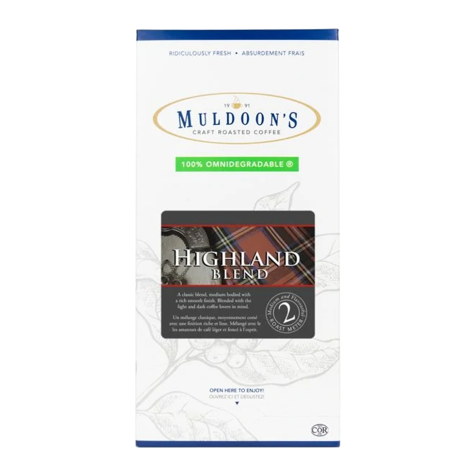 Muldoon's Highland Blend Pods (12)