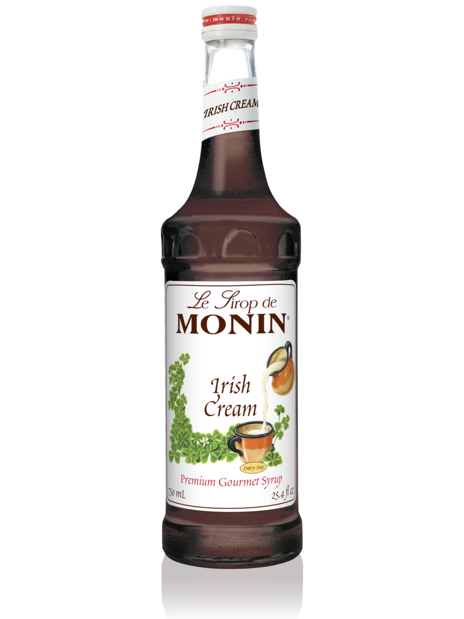 Monin Irish Cream Syrup
