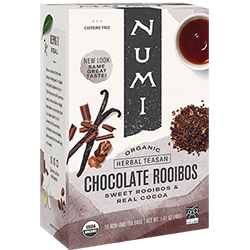 Numi Chocolate Rooibos Tea Bags (16)