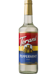 Torani Peppermint Syrup (750ml)