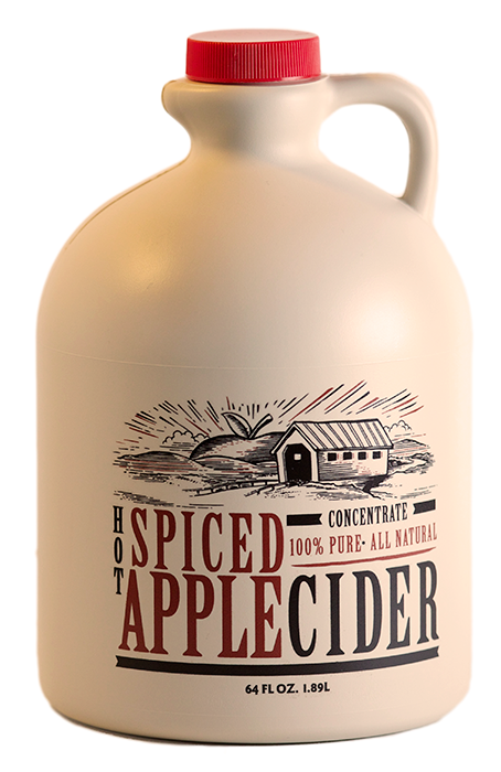 Mountain Cider All Natural Spiced Apple (64oz)