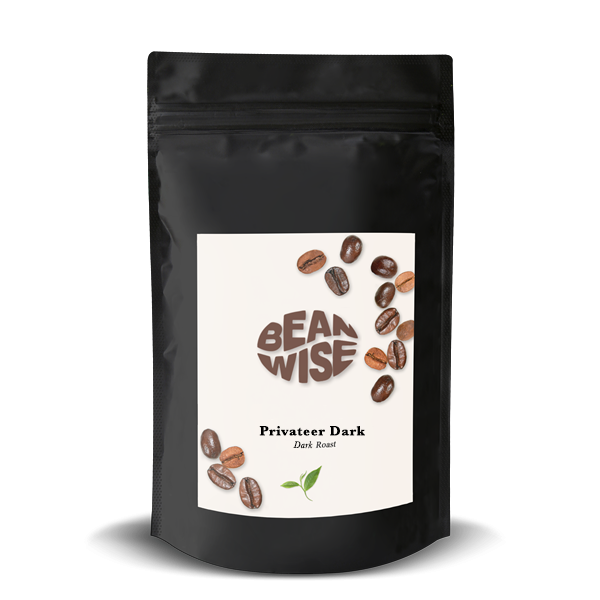 Privateer Dark Coffee Beans | Beanwise
