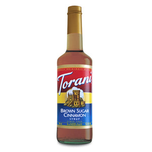 Torani Syrup Brown Sugar Cinnamon x 750 ml | Beanwise