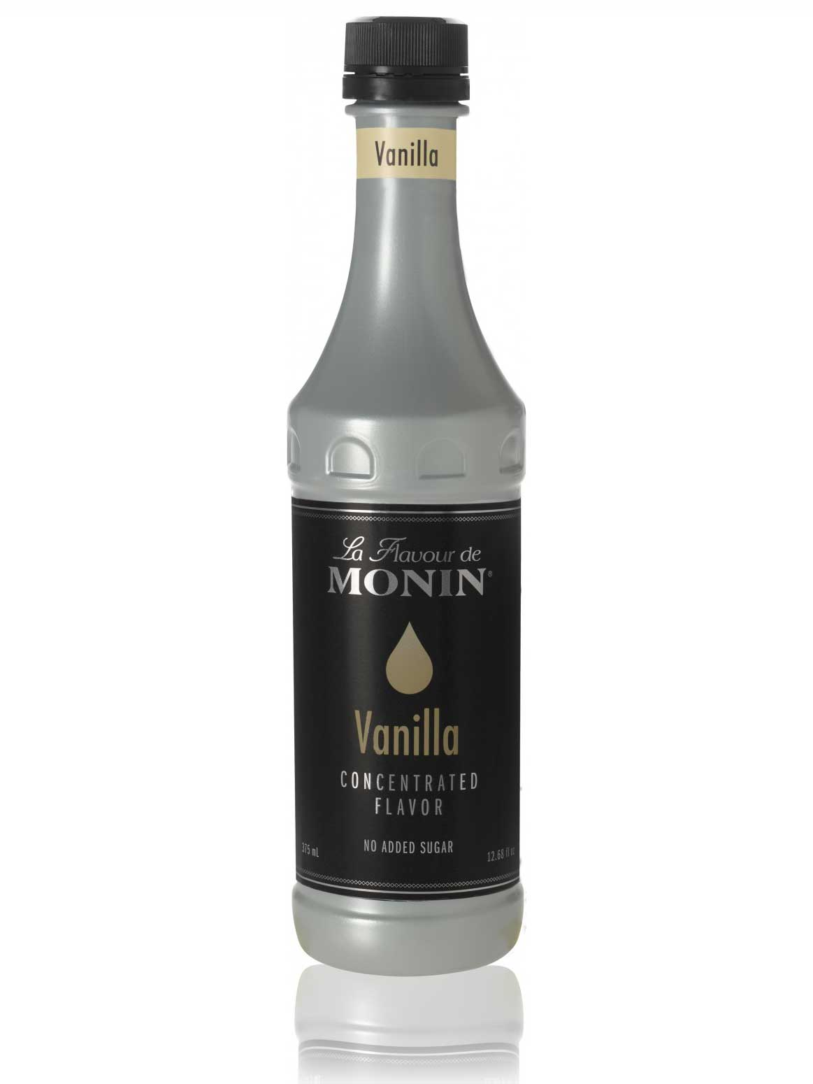 Monin Vanilla Concentrated Flavour (375ml) | Beanwise