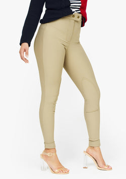 Khaki Riding Pants