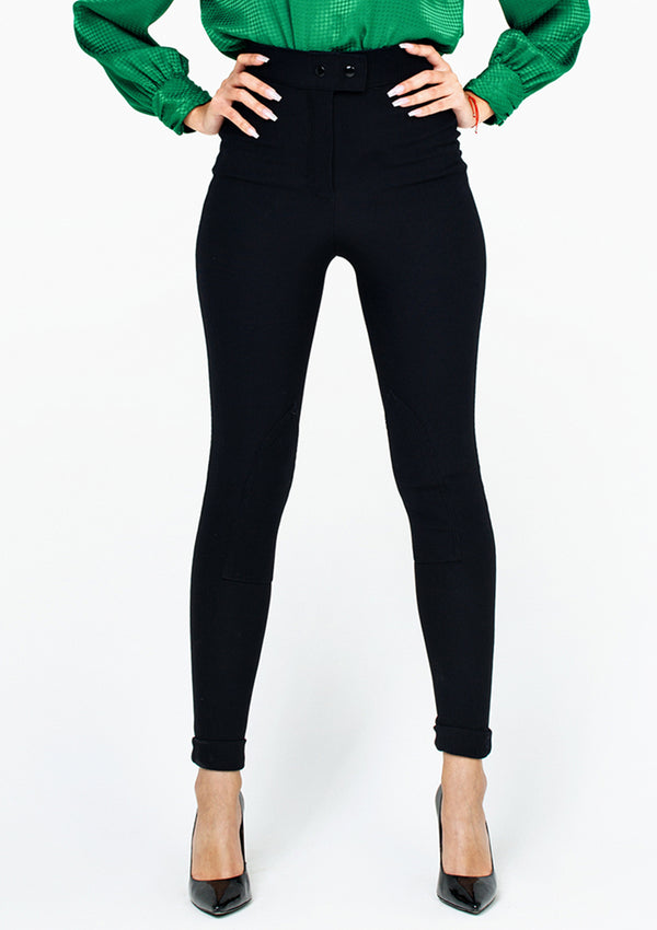 Black Riding Pants