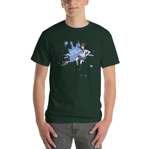 This is Our Fight! Strike the Blood Inspired Unisex Classic Fit Short-Sleeve T-Shirt - Light Novel Shirts