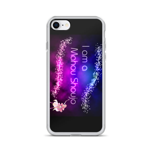 Magical Girl Stardust iPhone Case - Light Novel Shirts