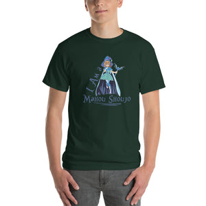I Am a Mahou Shoujo (cute Sorceress 2) Unisex Classic Fit Short-Sleeve T-Shirt - Light Novel Shirts