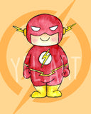 Flash kids room wall poster