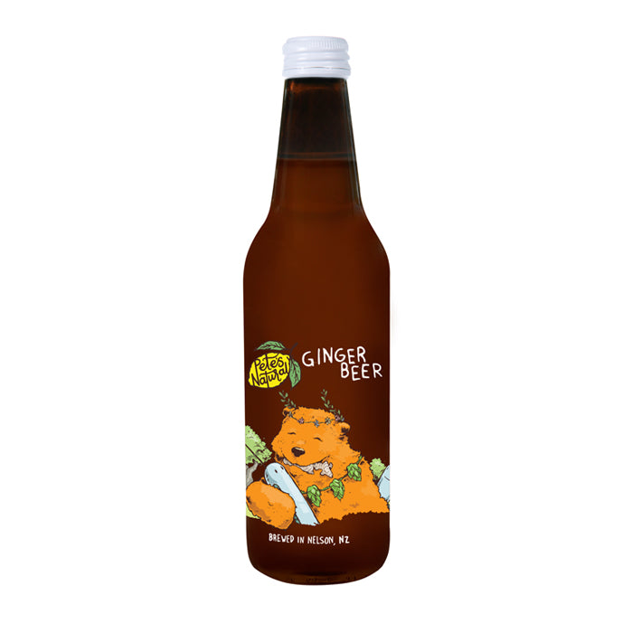 Ginger Beer by Pete's Natural