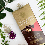 Organic Scorched Almonds by The Remarkable Chocolate Company