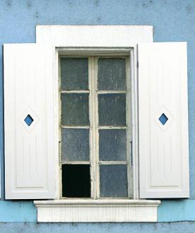 decorative shutters