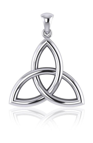 Sterling Silver Celtic Trinity Knot Pendant