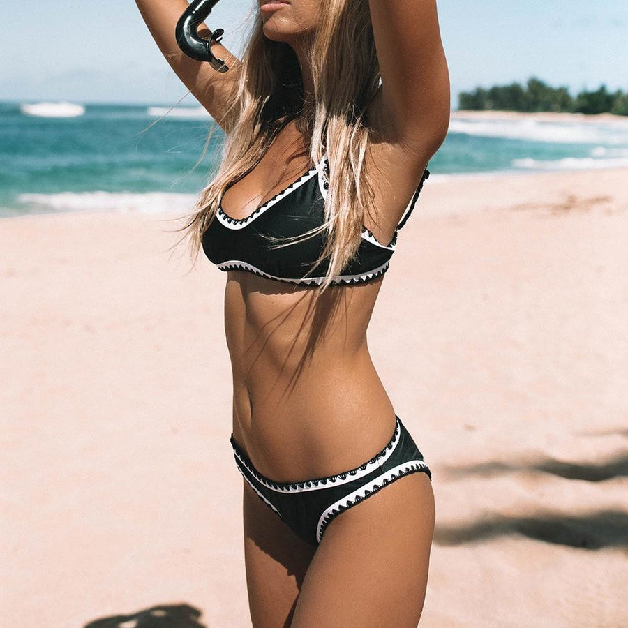 Beach Breeze Bikini Set