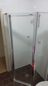 Fully Framed Diamond Showerscreen